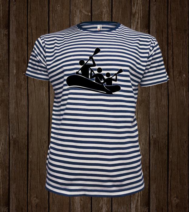 Vodátcké tričko raft