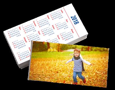 Kalendář do kapsy