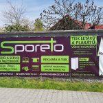 Reklamní banner, reklamní plachta, reklamní cedule, výroba reklamních plachet, výroba reklamních cedulí