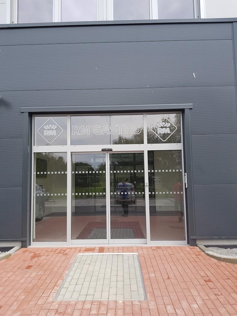 Vstupní dveře RM Gastro