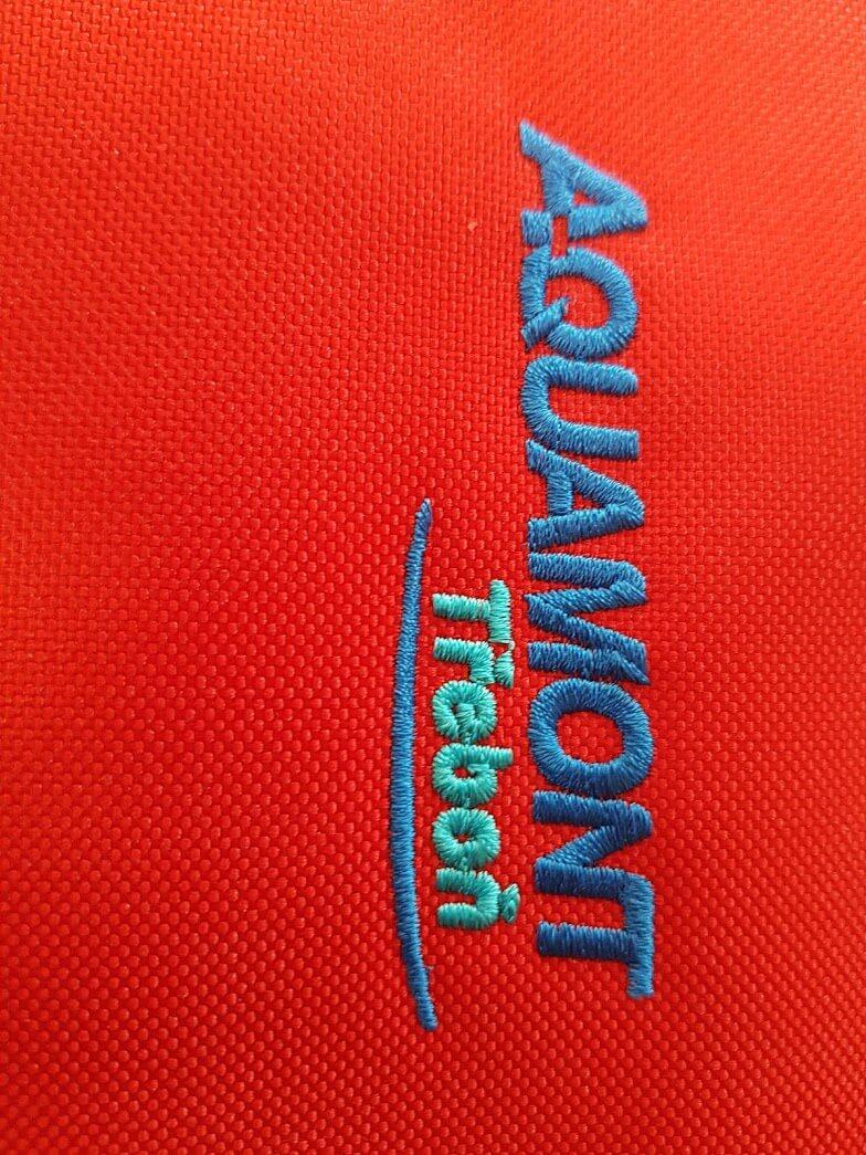 Výšivka Aquamont Třeboň