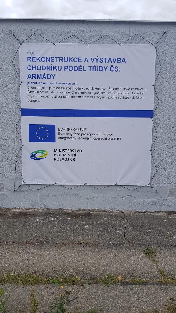 Banner Veselí nad Lužnicí