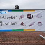 Reklamní plachta LedProfes, reklamní plachta, reklamní banner, výrba reklamních plachet