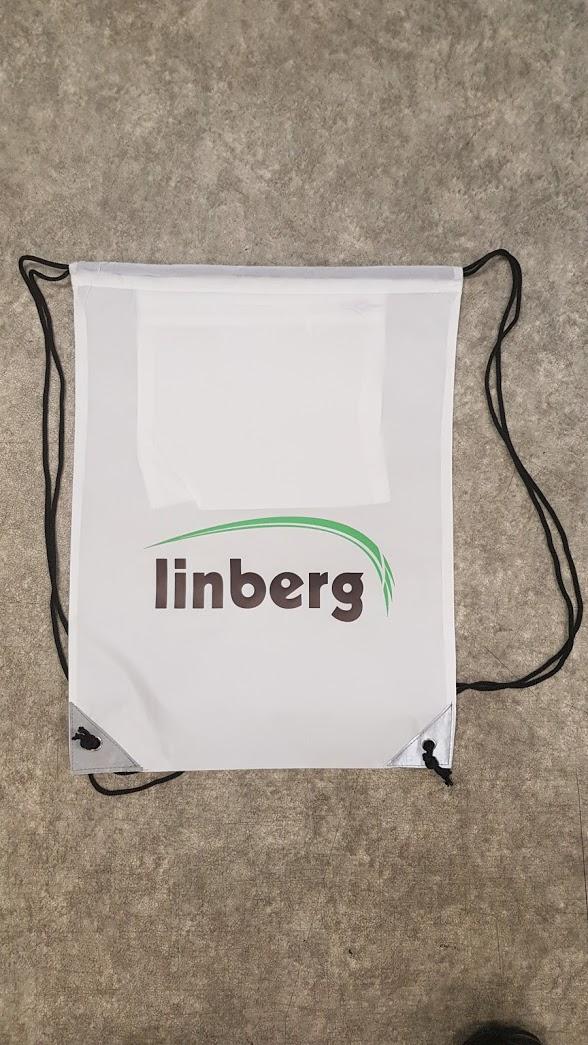 Batoh s potiskem Linberg