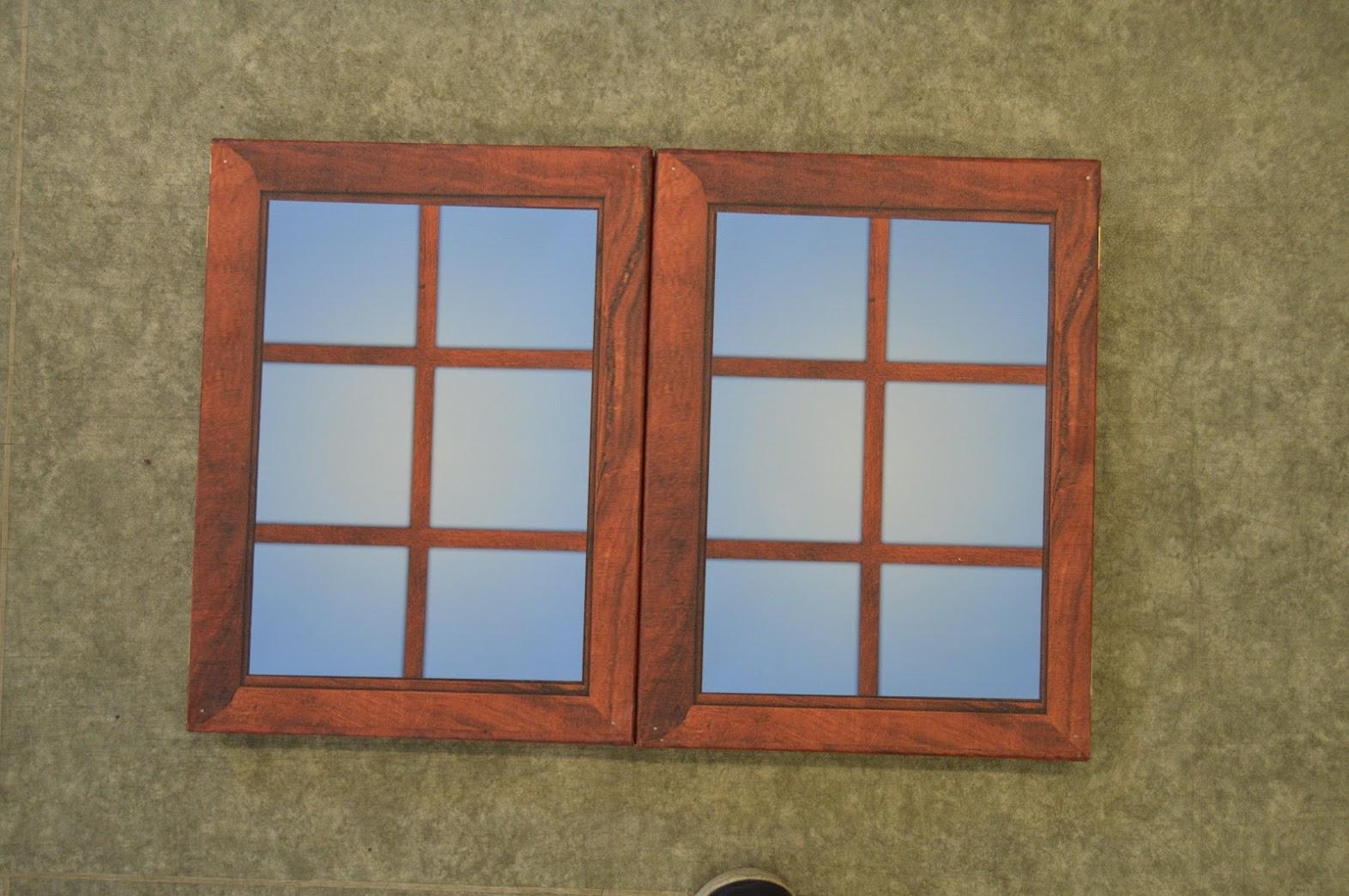 Fotoobraz okno
