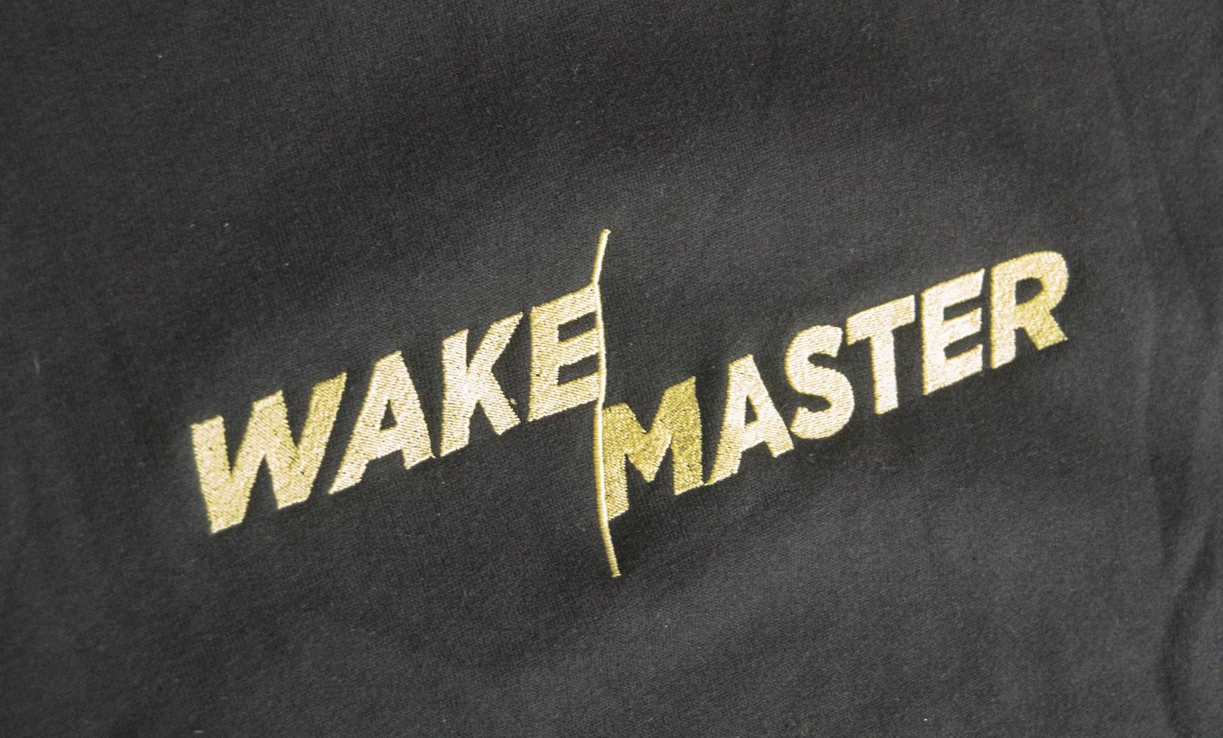 Výšivky WAKE MASTER - mikiny