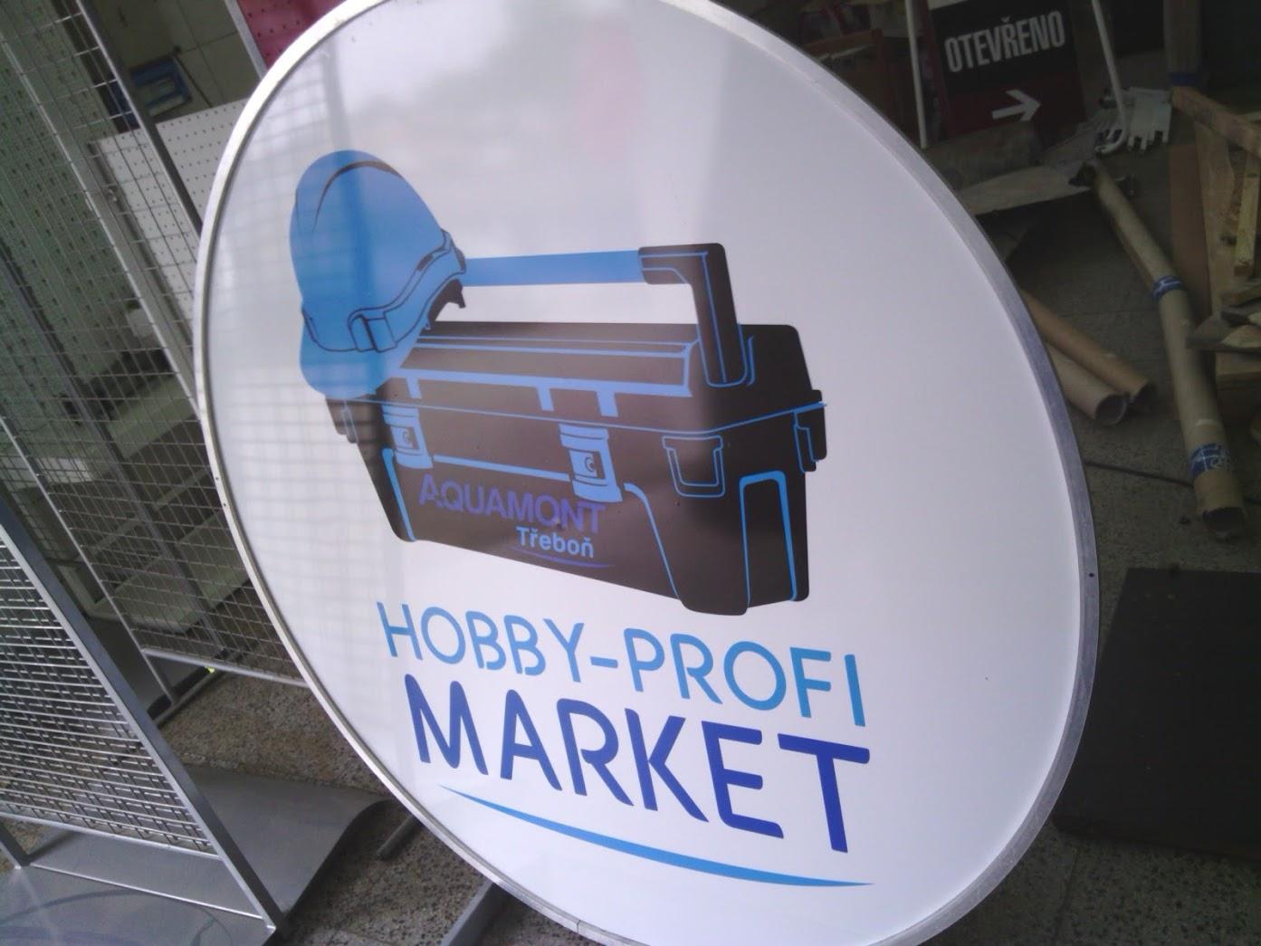 Ukazatel Hobby-Profi Market
