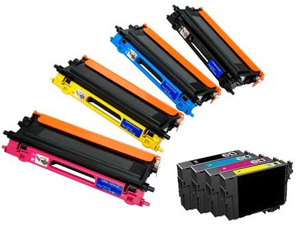 náplně do tiskáren, náplň do tiskárny, cartridge, inkoustová náplň