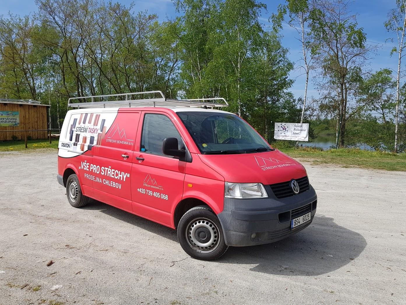 Celopolep Transporter Střechy Bohemia