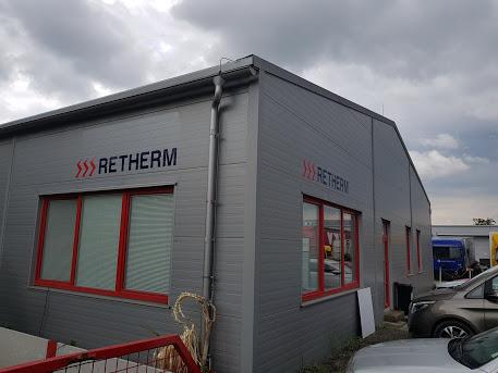 Polep budovy Retherm