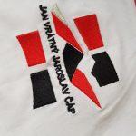 Reklamní výšivka na tričku