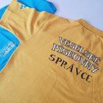 Potisk textilu - potisk triček