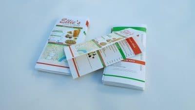 Tisk brožur