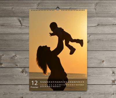 Tisk fotokalendářů