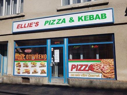 Polep výlohy pizza