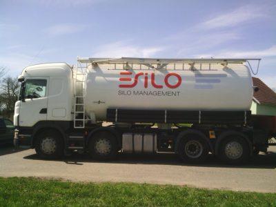 Polep kamionu a nákladního auta